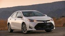 Toyota Corolla là xe bán chạy nhất thế giới 8 tháng đầu năm 2017