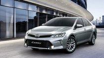 Toyota Camry 2017 có giá lăn bánh bao nhiêu?