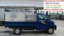 Giá xe tải Thaco Towner 990 mới lên tải trọng 990 kg, thuận tiện chạy trên các đường nhỏ hẹp