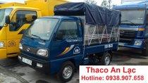 Giá xe tải nhẹ máy xăng Thaco Towner 800 tải trọng 990 kg, thuận tiện chạy đường chở nhỏ hẹp
