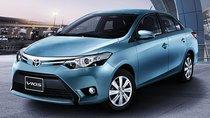 Toyota Vios tiếp tục dẫn đầu 10 xe bán chạy tháng 10/2017