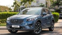 Hạ bệ CR-V, Mazda CX-5 trở lại dẫn đầu thị trường crossover Việt Nam