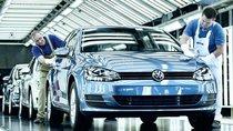 Tháng 10/2017: Doanh số tập đoàn Volkswagen tăng 7,7%