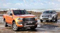 Thị trường ô tô ảm đạm nhưng Ford Ranger vẫn giúp Ford VN tăng trưởng