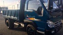 Bán xe tải Ben 4.2 tấn Trường Hải FLD420 3.3M3 mới 2017, trả góp 80%