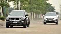 Những mẫu ô tô giảm giá nhiều tại Việt Nam: Hyundai Santa Fe 'ngon nhất'