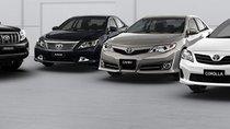 Giảm giá nhiều xe 'hot' nhưng doanh số bán hàng của Toyota giảm mạnh