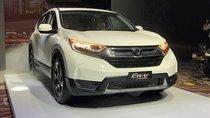 Honda CR-V 2018 sẽ gây khó cho cả phân khúc SUV 7 chỗ?