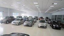 Dân buôn xe cũ tính chuyện 'giải nghệ' vì giá ô tô giảm mạnh