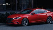 Giá xe Mazda 6 2019 tháng 3/2019, giảm đồng loạt 35 triệu đồng