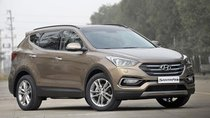 Hyundai Santa Fe lập kỷ lục doanh số nhờ giảm giá đến 230 triệu đồng
