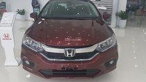 Bán Honda City 1.5 Top sản xuất 2017, màu đỏ, Honda Bắc Ninh, trả góp