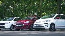 So sánh 3 mẫu xe đô thị Suzuki Celerio, Hyundai i10 và Volkswagen Up