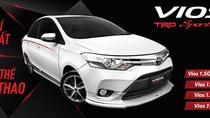 7 xe ô tô có giá lăn bánh 600 triệu đồng cho khách Việt chơi Tết
