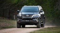 Toyota Fortuner – Mẫu SUV 7 chỗ có đáng xuống tiền?