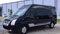 Cần bán xe Ford Transit Dcar Limousin màu đen
