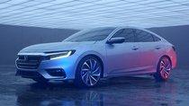 Sedan coupe Honda Insight 2019 lộ ảnh thiết kế hoàn chỉnh