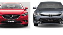 Những mẫu sedan cao cấp đáng chọn với giá lăn bánh dưới 1 tỷ đồng