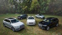 3 mẫu SUV hạng sang đáng chờ đợi nhất năm 2018