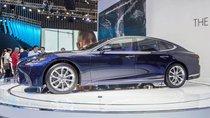 Lexus LS 500h 2018 có giá từ 7,44 tỷ đồng tại Việt Nam