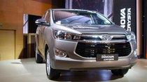 Toyota Innova và Fortuner thống trị thị trường Ấn Độ năm 2017