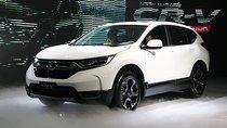 Ước tính giá lăn bánh Honda CR-V 2018 tại Việt Nam