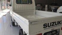 Bán Suzuki Carry Truck 645kg thùng lửng, màu trắng -liên hệ để được ưu đãi