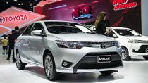 Toyota Vios 2018 có giá lăn bánh bao nhiêu tại Việt Nam?