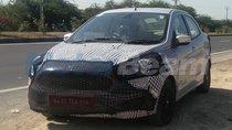 Ford Aspire facelift 2018 lộ diện với lưới tản nhiệt mới