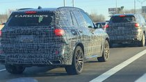 BMW X5 2019 lộ ảnh chạy thử trên đường cao tốc