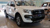 Cần bán xe Ford Ranger Wildtrak 2.2L AT năm 2018, màu trắng, nhập khẩu, 825 triệu