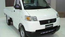 Suzuki Carry Pro thùng lửng sản xuất năm 2018, màu trắng, nhập khẩu