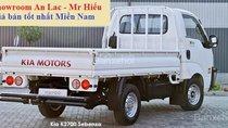 Bán xe tải K200 Thaco, xe tải K200 giá tốt nhất miền Nam, trả góp, thùng kín, thùng lửng, thùng mui bạt