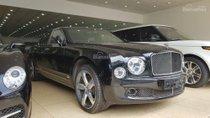 Bán Bentley Mulsanne Speed sản xuất năm 2015, màu đen, nhập khẩu