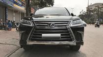 Bán Lexus LX570 sản xuất 2016, biển số công ty Hà Nội, nhập Mỹ