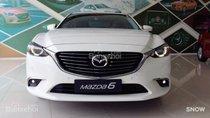 Bán xe Mazda 6 Facelift 2018 thanh toán 242 triệu - lăn bánh