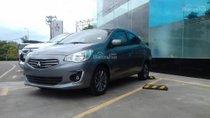 Cần bán Mitsubishi Attrage CVT 1.2L sản xuất năm 2018, màu xám, nhập khẩu Thái, 445tr