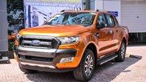 Bán xe Ford Ranger 2018 ưu đãi khủng lên đến 80 triệu giao xe ngay, vay trả góp 90%, lãi suất cố định 0,6%/tháng