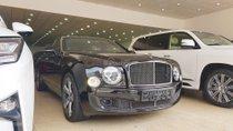 Bán Bentley Mulsanne Speed sản xuất năm 2015, xe nhập lướt chưa đăng ký