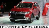 Bán Mitsubishi Outlander 2.0 7 chỗ, linh kiện nhập 100%, góp 90%xe, LH Lê Nguyệt: 0988.799.330