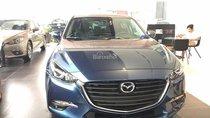 Bán Mazda 3 1.5L 2018, màu xanh lam, giá chỉ 689 triệu