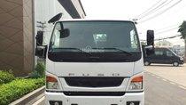 Bán xe tải Fuso Canter 4.7 sản xuất 2018, màu trắng, nhập khẩu, 559 triệu