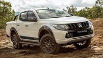 Mitsubishi Triton Blackline 2018 lên kệ tại Úc với giá từ 988 triệu đồng