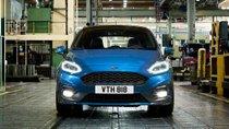 Ford Fiesta ST 2018 công bố thêm thông tin chi tiết, chuẩn bị bán ra vào cuối năm