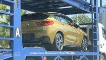 BMW X2 lộ diện trên đường vận chuyển, chính thức ra mắt Malaysia vào ngày 21/3