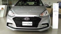 Bán Hyundai Grand i10 Sedan AT, MT, ưu đãi lớn, giá cả cạnh tranh, uy tín hàng đầu