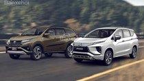 Bộ đôi xe nhập giá rẻ sắp về Việt Nam: Chọn Mitsubishi Xpander hay Toyota Rush?