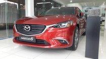 Bán Mazda 6 Facelift 2018 ưu đãi lớn, giao xe ngay tại Hà Nội - Hotline 0973.560.137