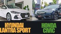 Lựa chọn xe thay thế khi Honda Civic vừa bị 'làm giá'