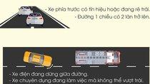 Tất tật những điều tài xế ô tô cần biết để vượt xe an toàn